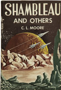 Books:First Editions, C. L. Moore. Shambleau and Others....