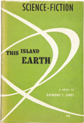 Books:First Editions, Raymond F. Jones. This Island Earth....