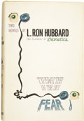 Books:First Editions, L. Ron Hubbard. Typewriter in the Sky. Fear....