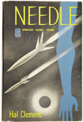 Books:First Editions, Hal Clement [pseudonym for Harry Clement Stubbs]. Needle....