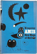 Books:First Editions, Kingsley Amis. New Maps of Hell. New York: Harcourt, Brace& Company, 1960.. ...