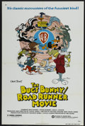 "Movie Posters:Animated, The Bugs Bunny/Road Runner Movie (Warner Brothers, 1979). One Sheet(27"" X 41""). Animated...."