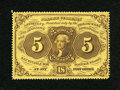 Fractional Currency:First Issue, Fr. 1228 5c First Issue Extremely Fine....