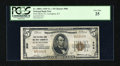 National Bank Notes:Kentucky, Lexington, KY - $5 1929 Ty. 1 First NB & TC Ch. # 906. ...