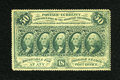 Fractional Currency:First Issue, Fr. 1310 50c First Issue Fine....