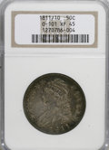 Bust Half Dollars: , 1811/10 50C XF45 NGC. O-101. NGC Census: (15/46). PCGS Population(13/39). Numismedia Wsl. Price for NGC/PCGS coin in XF45...