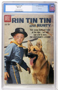 Silver Age (1956-1969):Adventure, Rin Tin Tin #30 (Dell, 1959) CGC NM 9.4 Cream to off-white pages....