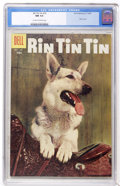 Silver Age (1956-1969):Adventure, Rin Tin Tin #16 (Dell, 1956) CGC NM 9.4 Cream to off-white pages....