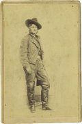 Photography:CDVs, Union General Hugh Judson Kilpatrick CDV,...