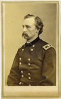Photography:CDVs, General George Armstrong Custer CDV,...