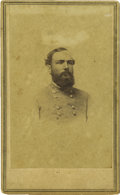 Photography:CDVs, CSA Cavalry General William Henry Fitzhugh Lee CDV,...