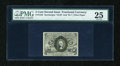 Fractional Currency:Second Issue, Fr. 1235 5c Second Issue PMG Very Fine 25....