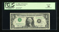 Error Notes:Inverted Third Printings, Fr. 1908-C $1 1974 Federal Reserve Note. PCGS Very Fine 30.. ...