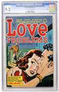 Golden Age (1938-1955):Romance, True Love Problems and Advice Illustrated #25 File Copy (Harvey,1954) CGC NM- 9.2 Cream to off-white pages....