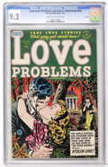 Golden Age (1938-1955):Romance, True Love Problems and Advice Illustrated #29 File Copy (Harvey,1954) CGC NM- 9.2 Cream to off-white pages....