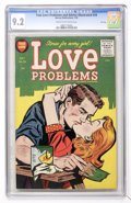 Golden Age (1938-1955):Romance, True Love Problems and Advice Illustrated #34 File Copy (Harvey, 1955) CGC NM- 9.2 Cream to off-white pages....