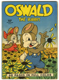 Golden Age (1938-1955):Funny Animal, Four Color #21 Oswald the Rabbit (#1) (Dell, 1943) Condition:VG+....