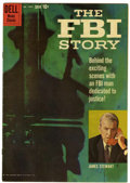 Silver Age (1956-1969):Miscellaneous, Four Color #1069 The FBI Story - File Copy (Dell, 1959) Condition:VF+....