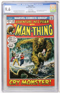Bronze Age (1970-1979):Horror, Fear #10 (Marvel, 1972) CGC NM+ 9.6 White pages....