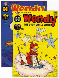Wendy, the Good Little Witch #11 and 15 File Copy Group (Harvey, 1962) Condition: VF/NM.... (Total: 2 Comic Books)