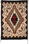 Other, A NAVAJO REGIONAL RUG. c. 1980...