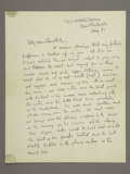 Western Expansion:Cowboy, Three Frederic Remington Items, a Letter and Five Drawings.... (Total: 3 Items)