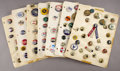 Political:Pinback Buttons (1896-present), Large Lot of 200 Political Celluloid Buttons, Most 1930s & 1940s.... (Total: 200 Items)