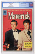 Silver Age (1956-1969):Western, Maverick #16 (Dell, 1961) CGC NM 9.4 Cream to off-white pages....