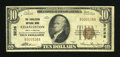 National Bank Notes:West Virginia, Charleston, WV - $10 1929 Ty. 1 The Charleston NB Ch. # 3236. ...