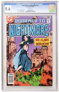 Bronze Age (1970-1979):Horror, Doorway to Nightmare #4 (DC, 1978) CGC NM+ 9.6 White pages....