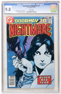 Bronze Age (1970-1979):Horror, Doorway to Nightmare #3 (DC, 1978) CGC NM/MT 9.8 White pages....