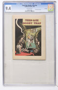 Bronze Age (1970-1979):Miscellaneous, Teen-Age Booby Trap #nn File Copy (Commercial Comics, 1970) CGC NM9.4 Off-white pages....