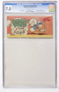 Golden Age (1938-1955):Cartoon Character, Cheerios Premiums #Y1 (Walt Disney Productions, 1947) CGC FN/VF 7.0Off-white to white pages....