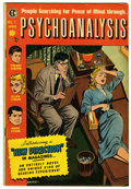Golden Age (1938-1955):Horror, Psychoanalysis #1 (EC, 1955) Condition: FN....