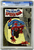 Magazines:Superhero, Spectacular Spider-Man #1 (Marvel, 1968) CGC NM+ 9.6 Off-white towhite pages....