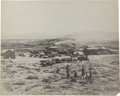 Western Expansion:Goldrush, Photograph Arabia Mining District Oreana, Nevada ca 1870s....
