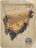 Miscellaneous:Booklets, Eleventh Excursion through the Heart of the Rockies, Manitou, Colorado, 1888....