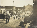 Western Expansion:Goldrush, Photograph Main Street, Goldfield, Nevada, ca. 1908.. ...