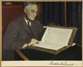 Autographs:U.S. Presidents, Franklin D. Roosevelt: Photograph Signed as President....