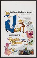 "Movie Posters:Animated, The Sword in the Stone (Buena Vista, 1963). Window Card (14"" X22""). Animated...."
