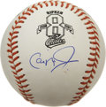 Autographs:Baseballs, Cal Ripken Jr. Single Signed 2,131 Baseball. To mark the milestonethat Cal Ripken, Jr. reached when he broke Lou Gehrig's ...