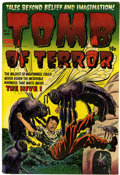 Golden Age (1938-1955):Horror, Tomb of Terror #8 File Copy (Harvey, 1953) Condition: FN....