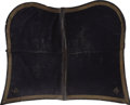 Military & Patriotic:Civil War, Scarce Civil War Staff Officer's Chevrac or Saddle Pad....