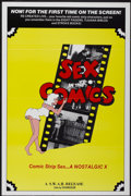 """Movie Posters:Adult, Sex in the Comics (S.W.A.B., 1973). One Sheet (27"""" X 41"""") Tri-Folded. Adult...."""