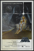 "Movie Posters:Science Fiction, Star Wars (20th Century Fox, 1977). One Sheet (27"" X 41"") Style A.Science Fiction...."