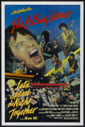 """Movie Posters:Rock and Roll, Let's Spend the Night Together (Embassy, 1983). One Sheet (27"""" X41""""). Rock and Roll...."""