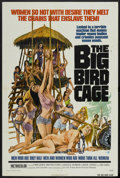 "Movie Posters:Sexploitation, The Big Bird Cage (New World, 1972). One Sheet (27"" X 41"").Sexploitation...."
