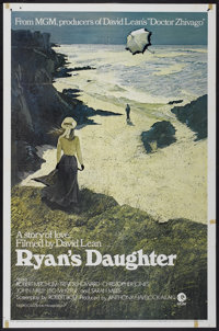 "Ryan's Daughter (MGM, 1970). One Sheet (27"" X 41""). Drama"