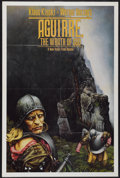 "Movie Posters:Adventure, Aguirre, The Wrath of God (New Yorker Films, 1977). One Sheet (27""X 41""). Adventure...."