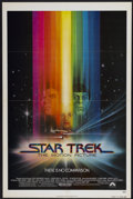 "Movie Posters:Science Fiction, Star Trek: The Motion Picture (Paramount, 1979). One Sheet (27"" X41"") Advance. Science Fiction...."